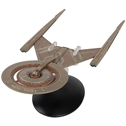 Star Trek The Official Starships Collection | U.S.S. Discovery XL Edition by Eaglemoss Hero Collector