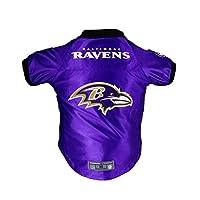 NFL Baltimore Ravens Premium Pet Jersey, Large