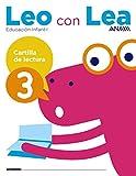 Leo con Lea. Cartilla de lectura 3. - 9788469829783