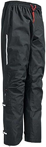 FHB 78337-20-3XL Dieter Pantalon de pluie Taille 3XL Noir