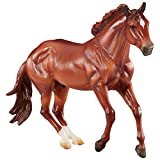 Breyer Horses Traditional Series Checkers   Mountain Trail Champion   Horse Toy Model   12' x 8'   1:9 Scale Horse Figurine   Model #1831