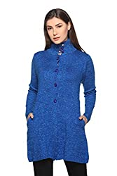Modeve Womens Long Sweater for Winter