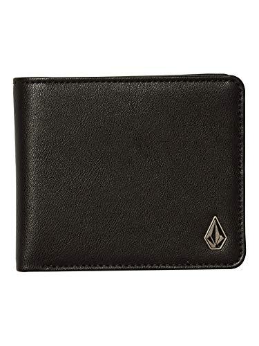 Volcom - Slim Stone L - Men Wallet - Black
