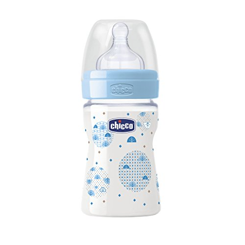 Chicco Well-Being Baby Bottle PP Normal Flux Blue 0m+ 150ml272582