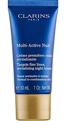 CLARINS MULTI-ACTIVE NIGHT YOUTH RECOVERY COMFORT CREAM 30ML by Clarins