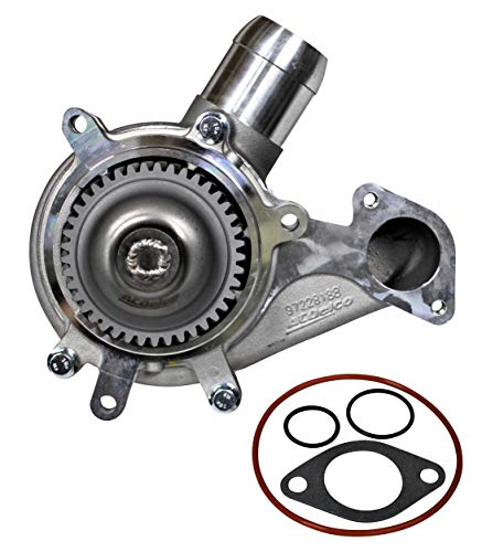 Welded Water Pump W/Housing for 6.6l Duramax LB7 LLY 2001-2005