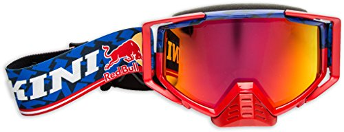 Kini Red Bull Crossbrille Competition Blau