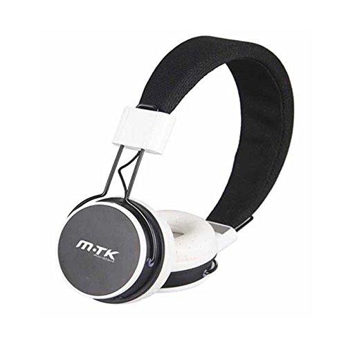 MundoCover Auricular BTS Headphone Negro K3559 MTK