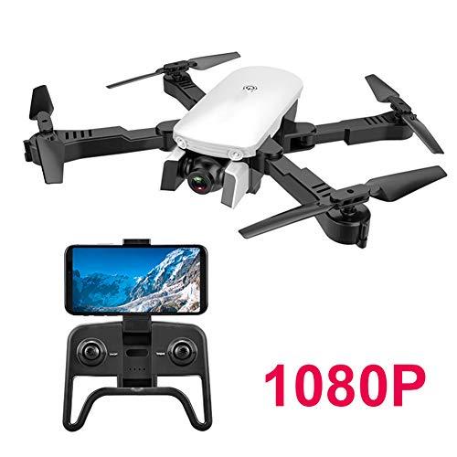 Wifi FPV Drone Met Camera Voor Beginners, Optical Flow Positioning RC Quadcopter, Opvouwbaar, Smart Volgende Beeld, Dual Batterijen, Storage Bag Packaging