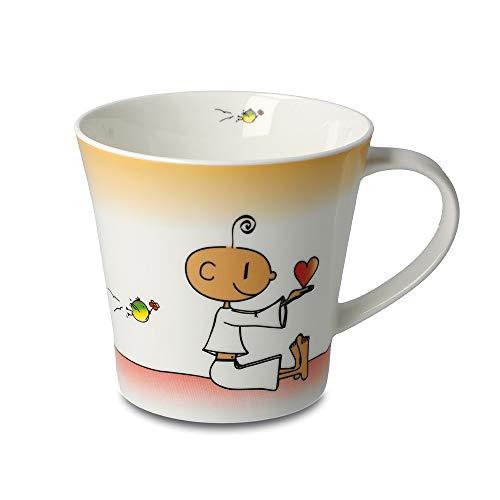 DER KLEINE YOGI: Kaffee-/Teetasse - Lieblingsmensch - NEU
