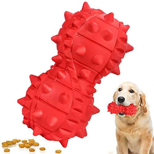 G.C Juguetes para Perros Grandes Resistentes, Juguete Interactivo Perro Cepillo de Dientes para Cachorro Mascotas de Pequeños Medianos y Grandes ✅