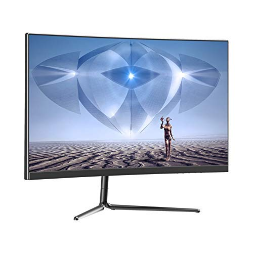 LC-Power 68,58 cm (27 Zoll) 165Hz Full HD Curved Monitor (4ms, HDMI,FreeSync, VA, 1920 x 1080, 99% sRGB-Abdeckung, verstellbar),schwarz/rot(27