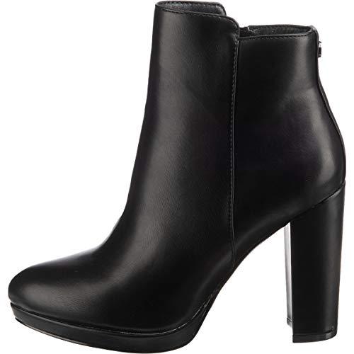 Buffalo Damen Melinda Mode-Stiefel, Black, 39 EU