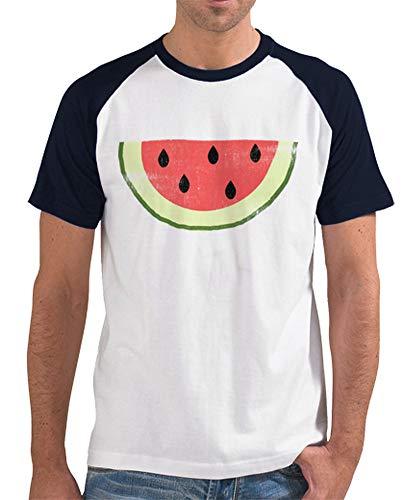 latostadora - Camiseta Sandia para Hombre