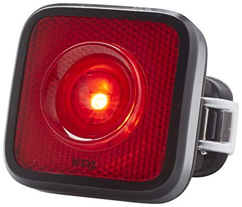 Knog Blinder Mob StVZO zwart batterij/USB fiets LED achterlicht