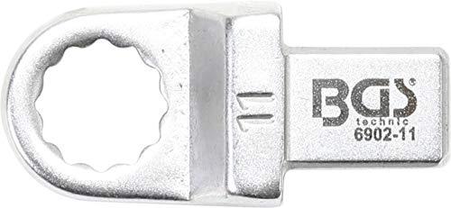 BGS 6902-11 | Clé annulaire | 11 mm | Empreinte 9 x 12 mm