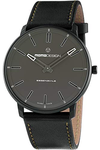 MOMO Design Reloj Informal MD6002BK-22