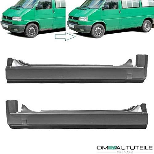 DM Autoteile T4 Türschweller Einstieg Schweller SET Rechts Links verzinkt 90-04