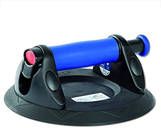 VERIBOR blue line 2 Cup Suction Lifter with Transverse Handle BO 602.0BL