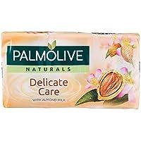 PALMOLIVE NATURALS DELICATE CARE WITH ALMOND MILK LOTE 3 piezas