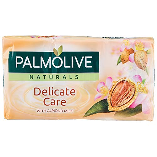 PALMOLIVE NATURALS DELICATE CARE WITH ALMOND MILK