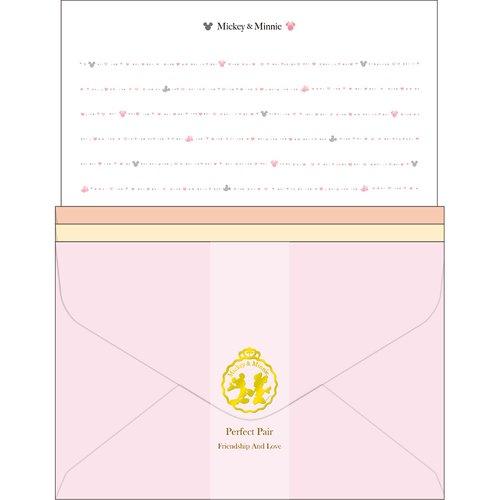 クラックス キャララインレターセット 13674 ミッキー&ミニー