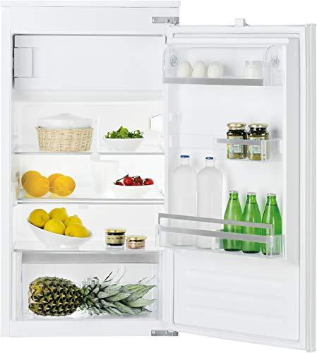 Bauknecht KVIE 1103 A++ Einbau-Kühlschrank mit Gefrierfach - 102er Nische, Festtür-Technik, A++