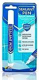 Sealant Pen White Caulk Marker: Waterproof Silicone Colorant Paint,...