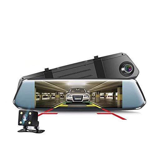 Fahrrekorder, 7-Zoll-IPS-Touchscreen / 1080P HD / 170 ° Weitwinkel- / Parküberwachung, TF-Karte/G-Sensor, Bewegungserkennung