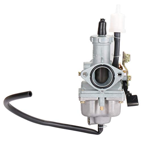 OCPTY PZ26 Motorcycle Carburetor Kit Fit for 1980-1990 for Honda CB125S/2004-2009 2011-2013 for Honda CRF100F/1985-2002 2004 for Honda XR100R/1980-1984 for Honda XR200/1990-2002 for Honda XR200R