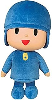 "Pocoyo Plush 9.8"" / 25cm Pocoyo Doll Stuffed Anime Animals Cute Soft Collection Child Toy in Box"