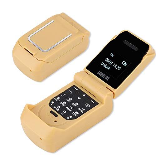 2G 32MB + 64MB flip-telefoon, ondersteuning voor Bluetooth-verbinding, multifunctionele toetsenbord mobiele telefoon met één knop SOS, mini-telefoon, ondersteuning voor meertalig