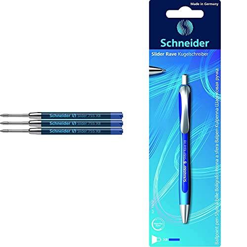 Schneider Slider 755 Kugelschreibermine...