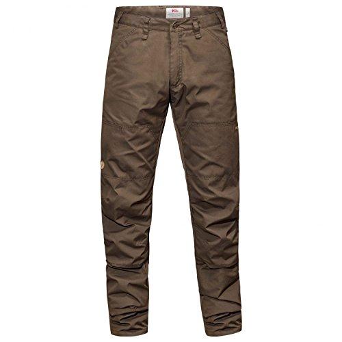 FJÄLLRÄVEN Herren Barents Pro Winter Jeans Winterjeans, Dark Olive, 46
