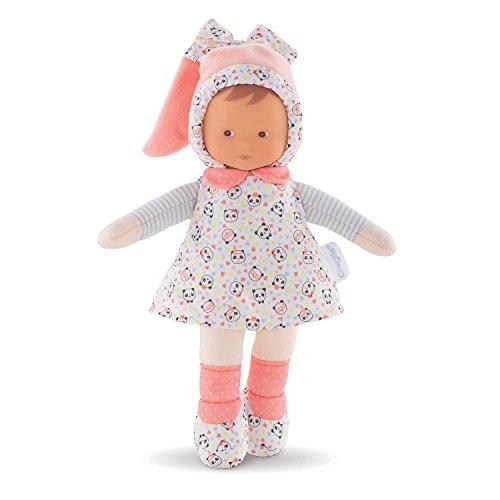 Corolle mon doudou Miss Happy Panda Toy Baby Doll, Pink