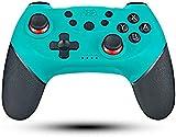 Maegoo Mando para Switch Inalámbrico, Bluetooth Switch Pro Mando Gamepad Joypad Joystick Compatible con Nintendo Switch Admite Sensor 6 Gyro Axis, Turbo y Dual Motor Vibration