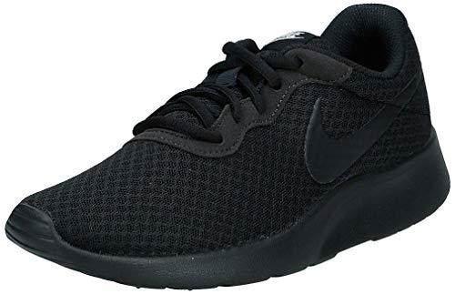 Nike Damen WMNS Tanjun Laufschuhe, Schwarz (Black/White 002), 38.5 EU