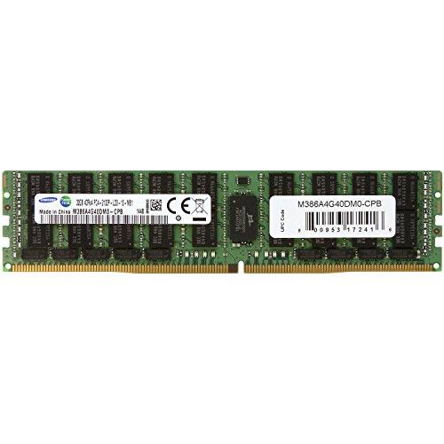 Samsung M386A4G40DM0-CPB Arbeitsspeicher 32GB (C15, 2048Mx4 QR, loaDRedu D4 2133)