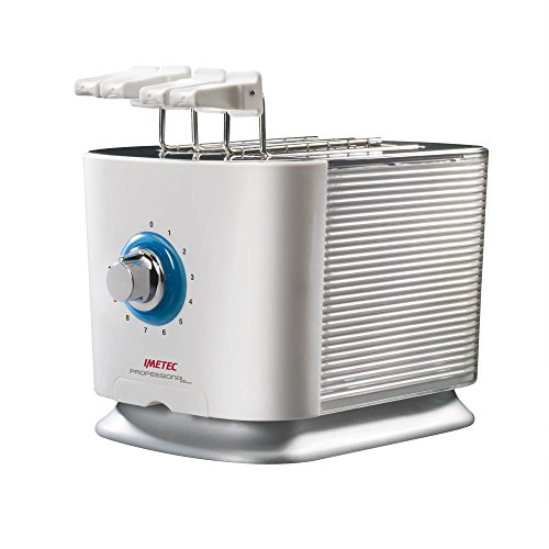Imetec TS 600 - Tostadora-sandwichera, Pinzas Adaptables Ext