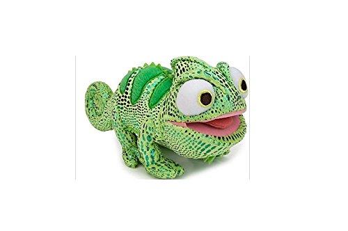Disney Tangled 6 Inch Plush Figure Chameleon Pascal Green