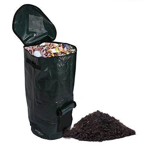 Big Save! Large Compost Maker Composting Bags 34 Gallon Ferment Waste Processor Homemade Organic Com...