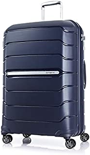 Samsonite Oc2lite 75cm Large Hardside Suitcase Navy Blue