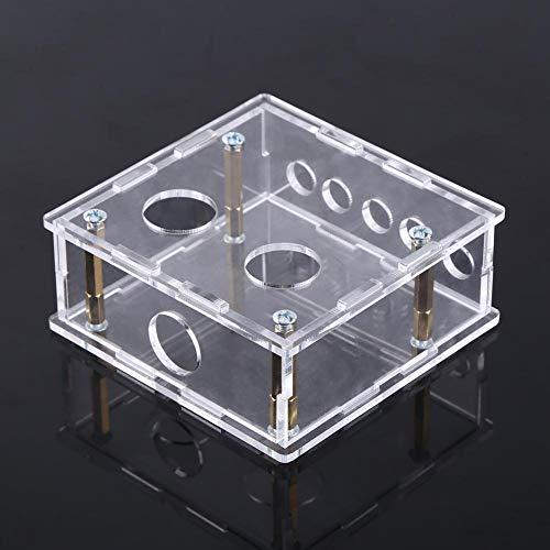 Fantastic Deal! Protective Case Kit Vacuum Tube Pre-Amplifier Case, Housing Protective Parts Kit Tub...
