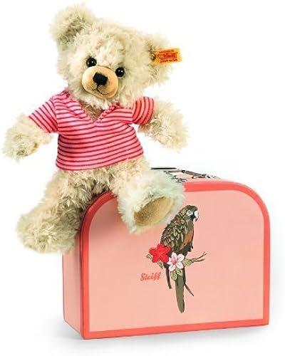 Pia Teddy Bear in Suitcase by Steiff