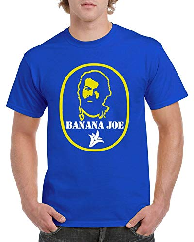 Shirt Banana Joe Bud Spencer Model 001 Maglietta t Shirt piedone mücke