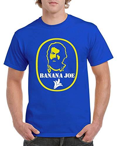Shirt Banana Joe Bud Spencer Model 001 Maglietta t Shirt piedone mücke