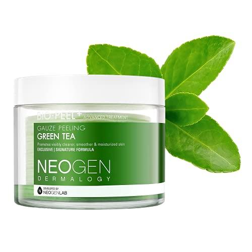 Neogen Bio-Peel Gaze Peeling-Pads Grüntee