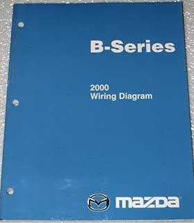 Mazda B-Series Truck year 2000 Wiring Diagram