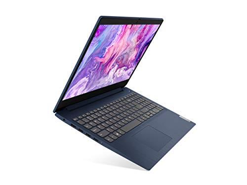 Newest_Lenovo IdeaPad 3 15.6' FHD IPS Laptop, AMD Ryzen 5 3500U, 8GB DDR4 Memory, 256GB NVMe SSD,...