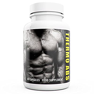 Thermo Abs Fat Burner 60 Capsules 1 Month Supply Thermogenic Weight Management Capsules For Men by Natural Answers by Natural Answers